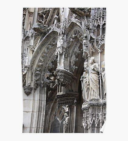 Gothic Portal Poster