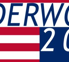 underwood Sticker