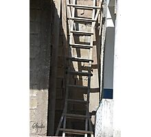 Fire Escape, Jamaican Stylee Photographic Print