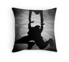 Break Dance I Throw Pillow