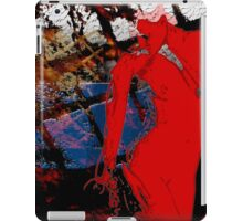 Neon Nude in Red iPad Case/Skin