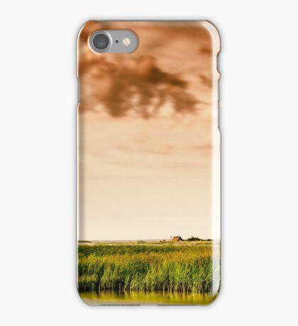 Baltic Sea beach on the island Poel iPhone Case/Skin