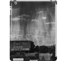 Let the rain washes away everything iPad Case/Skin