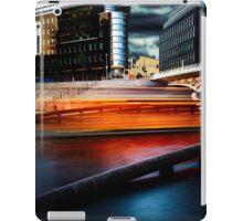 Blick vom Ludwig-Erhard-Ufer iPad Case/Skin