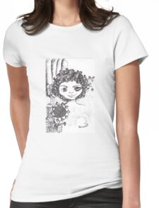 The Keeper #1 Womens Fitted T-Shirt