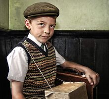 The Evacuee by dotcomjohnny