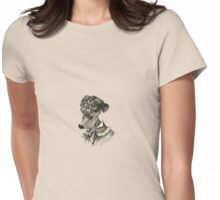 My Deer Lady Womens Fitted T-Shirt