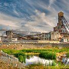 Giant Mine, Yellowknife by Elisabeth van Eyken