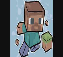 Minecraft Cartoon T-Shirt