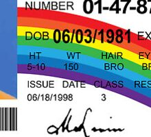 McLovin Sticker