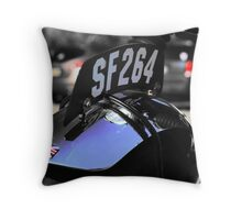 Triumph -No need to discuss further! Throw Pillow