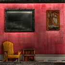 Crimson & Gold by Elisabeth van Eyken