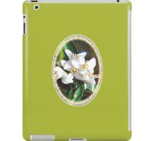 Citrus flowers iPad Case/Skin