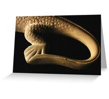 Terra Cotta  Greeting Card