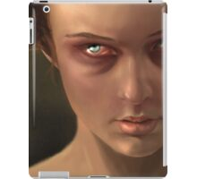 Temper iPad Case/Skin