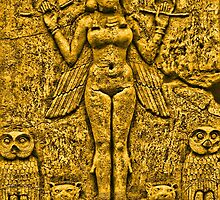 Egyptian Goddess by mike1956