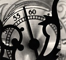 clock face III by Michelle Sypult