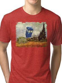 Vincent and the Doctor Tri-blend T-Shirt