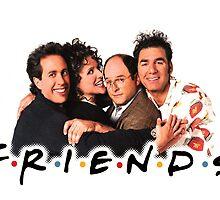 Friends by pixiedixie