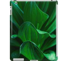 Layers of Green iPad Case/Skin
