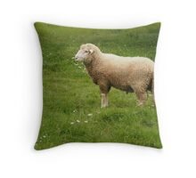 Lost Sheep Throw Pillow