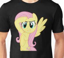 Fluttershy at attnetion Unisex T-Shirt