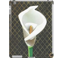 Zantedeschia Aethiopica iPad Case/Skin