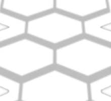 Torchwood Light Gray Logo Sticker