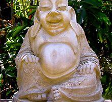 Laughing Buddha by Shulie1