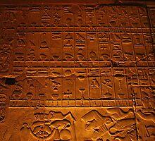 Hieroglyphics by jmccabephoto