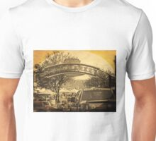 Kansas City River Market, City Market, Farmer's Market, Vintage Style Unisex T-Shirt