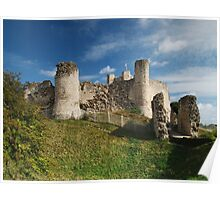Conisborough Castle Poster