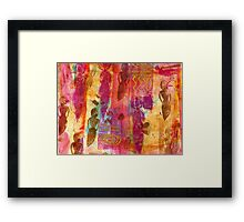 Working Women Abound Framed Print