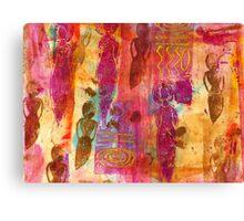 Working Women Abound Canvas Print