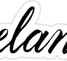 Melanin Sticker