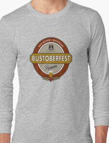 Bustoberfest 2011 Long Sleeve T-Shirt