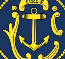 Rhode Island State Seal Sticker Sticker