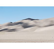 Sand Dunes Colorado Photographic Print