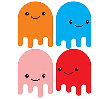 Friendly Ghosts (Print) Photographic Print