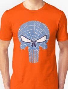 SpiderPunisher in Blue 2 Unisex T-Shirt
