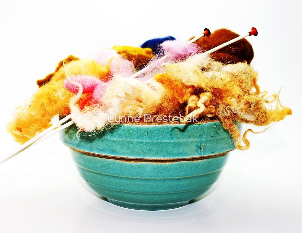 wool by Lynne Prestebak
