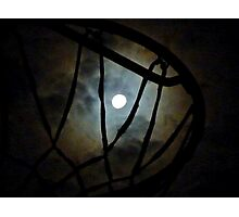 Moon Shot Photographic Print