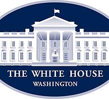 White House Seal Sticker by ukedward