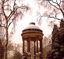 Roundhay Park Drinking fountain by David Stevens