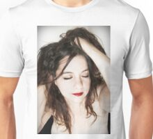 A woman in love Unisex T-Shirt