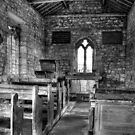Inside St Mary&#x27;s Chapel, Lead by David Stevens