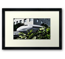 Inter City Transport Framed Print