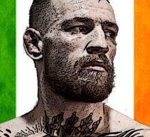 """The Notorious"" Conor McGregor UFC Sticker"