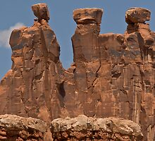 The Three Gossips by Gregory J Summers