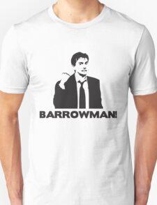 BARROWMAN! David Tennant on Buzzcocks- Black T-Shirt